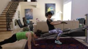 Family Fun Time – Total Gym Family Workout