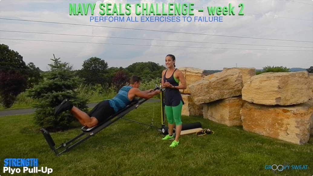 US Navy Seal Inspired Summer Boot Camp – Week 2