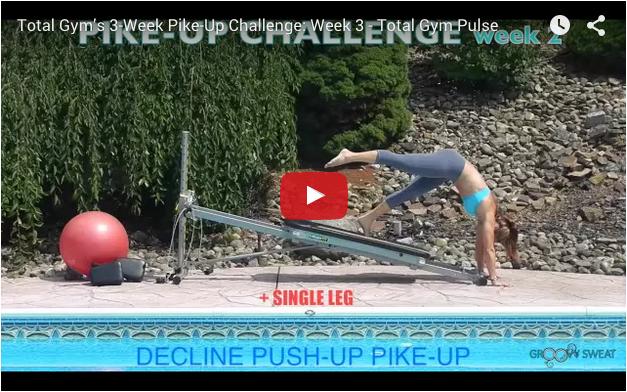 Pike Up Challenge week 3 video