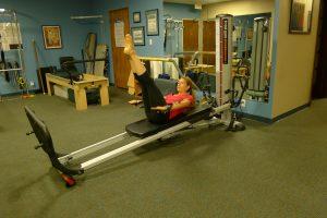 Pilates Total Gym