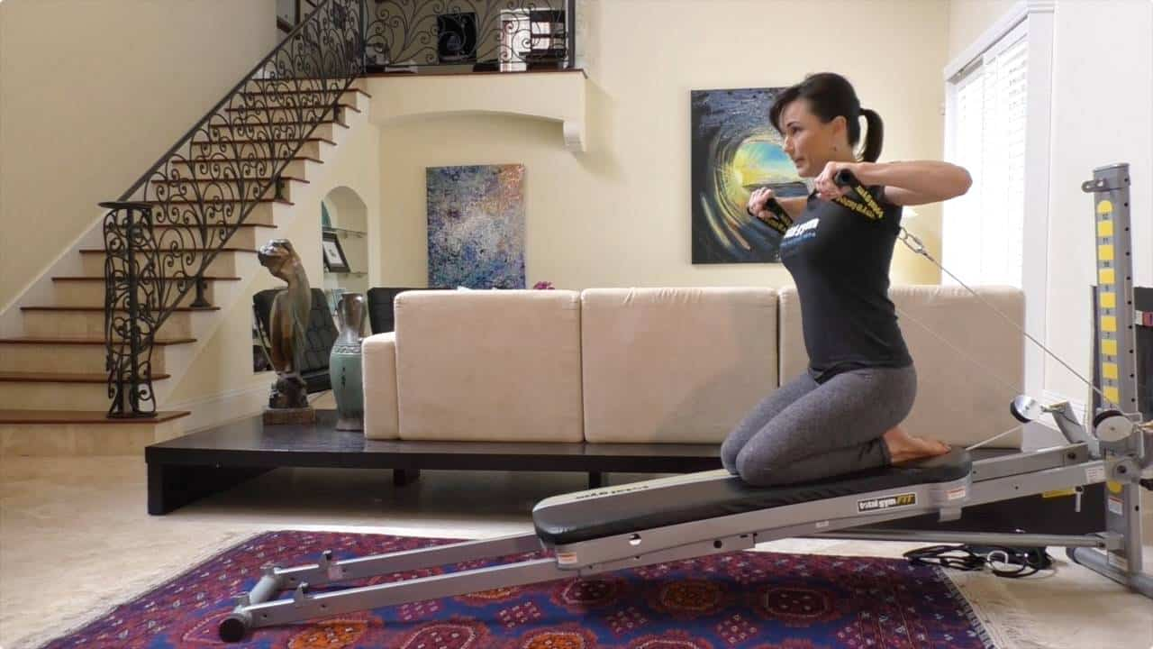 Transform Your Home Into An SLT Gym with Total Gym