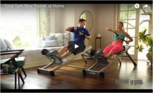 Total Gym Spotlight: New Total Gym Row Trainer