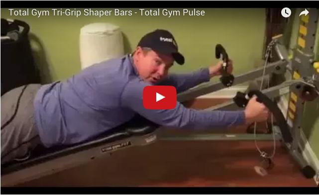 Tri-Grip Shaper Bars Video