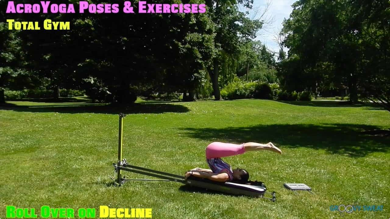 Total Gym AcroYoga Fitness Challenge – Part 2
