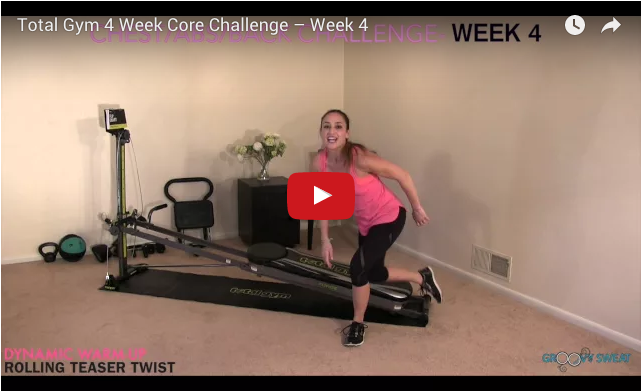 chest abs back week 4 video