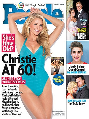 Christie Brinkley Turns 60!