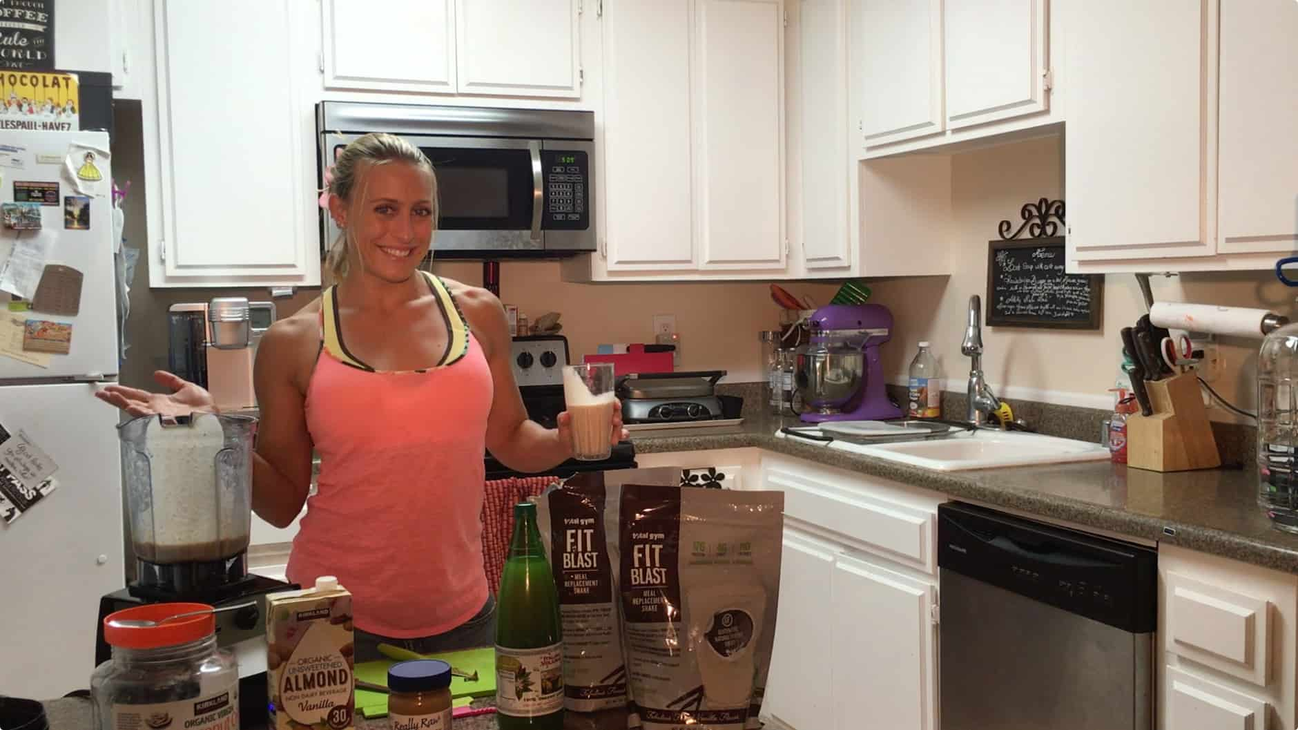 Total Gym Meal Replacement Shake Recipe