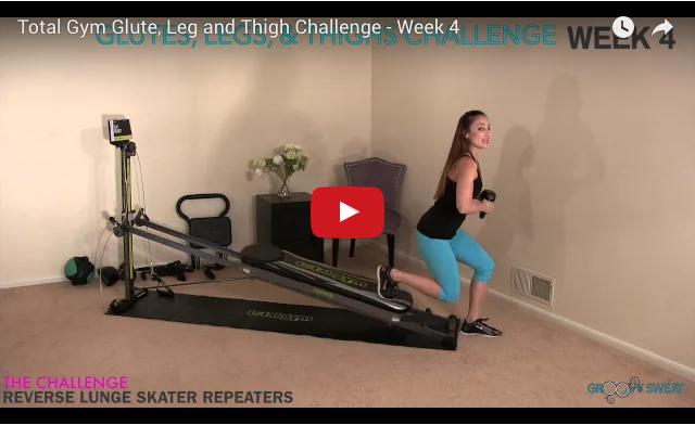glute leg thigh week 4 video
