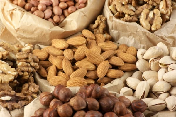 Check out these healthy benefits from eating nuts!