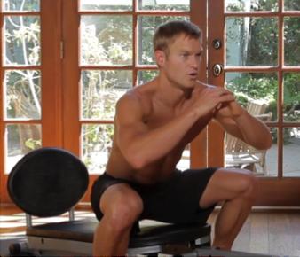 amazing leg workout with john peel  total gym pulse