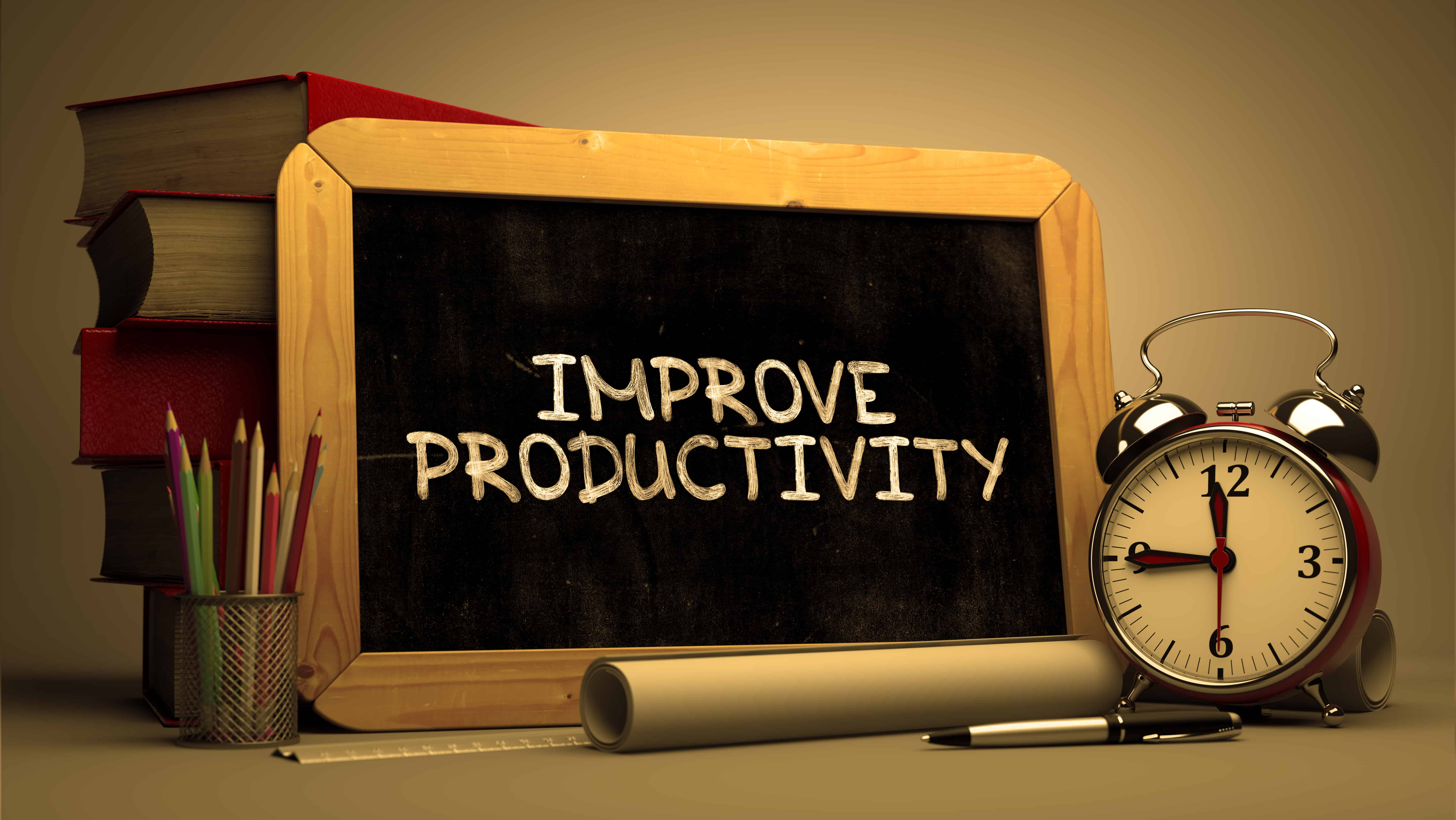 10 Habits of Productive People