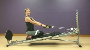 Exercises to help with Sciatica with The Total Gym