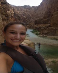 Canyoning in Jordan!