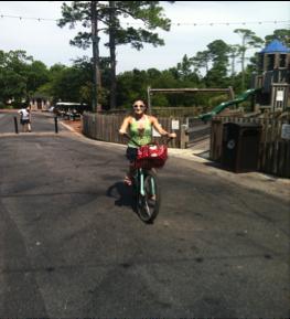 Biking in Thailand!
