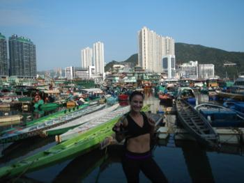 Band Workout in Hong Kong