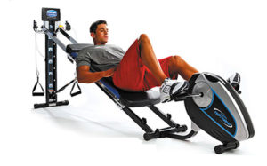 Cyclo Trainer Workout Demo - Total Gym<sup>&reg;</sup>