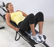 Total Gym<sup>&reg;</sup> Dip Bars