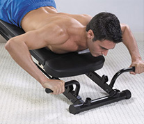 Total Gym<sup>&reg;</sup> Press-Up Bars