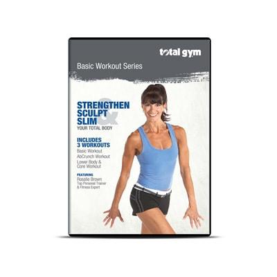 Basic Workout Series DVD - Total Gym