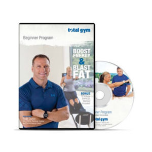 Total Gym<sup>&reg;</sup> Beginner Program DVD - Total Gym<sup>&reg;</sup>