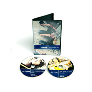 Total Gym Blast Volume 1 & 2 DVD Set - Total Gym