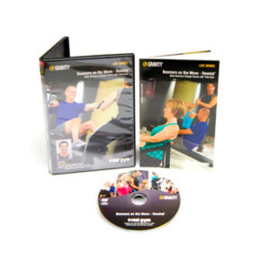 GRAVITY® Boomers on the Move DVD - Total Gym