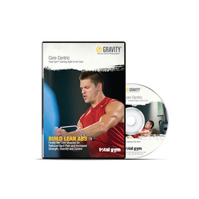 GRAVITY Core Centric DVD - Total Gym