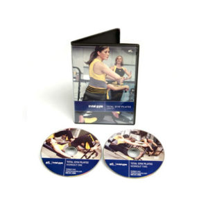 Total Gym Pilates Workout 1 & 2 DVD Set - Total Gym