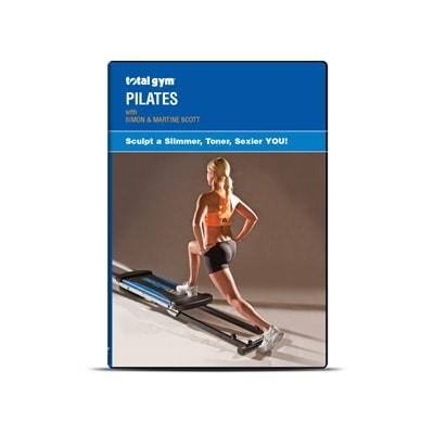 Total Gym Pilates DVD - Total Gym