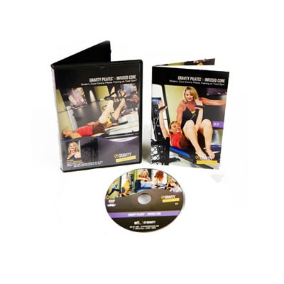 GRAVITY Pilates: Infused Core DVD - Total Gym