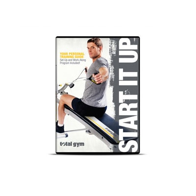 Total Gym Start It Up! DVD - Total Gym