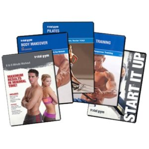 Total Gym Complete Fitness DVD Set - Total Gym