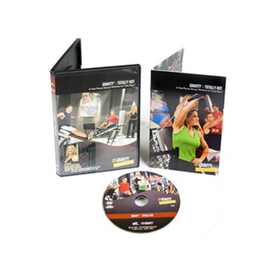 GRAVITY Totally Hot DVD - Total Gym