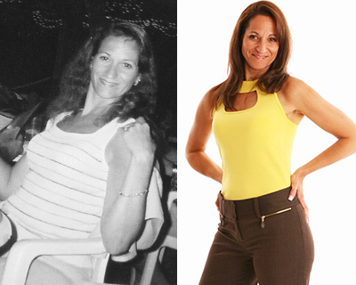 GERALDINE LOST 28 LBS<sup>1</sup>!
