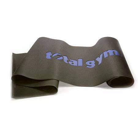 Total Gym Long Stability Mat provides traction and support on slippery surfaces.