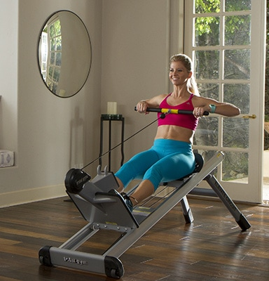 Total gym row trainer total gym