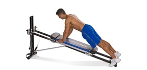 Total Gym Incline Push-Up