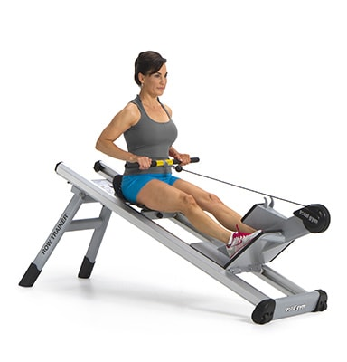 Total Gym Row Trainer Rowing Machine