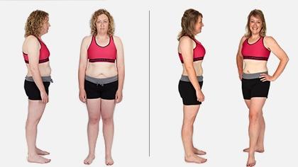Amanda lost 16 lbs in 3 weeks!*