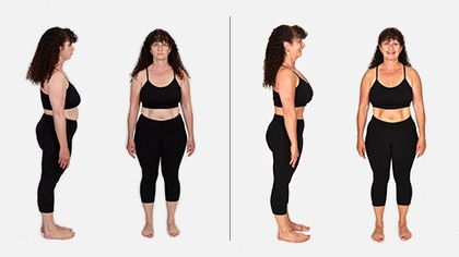 Janet lost 5.6 lbs in 3 weeks!*