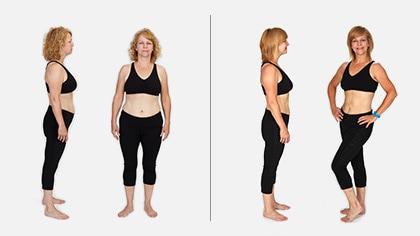 Karen lost 14.4 lbs in 3 weeks!*