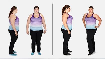 Kirsten lost 15 lbs in 3 weeks!*