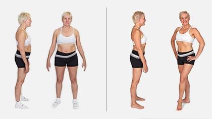 Lisa lost 10.6 lbs in 3 weeks!*