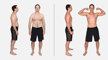 Stuart lost 18.4 lbs in 3 weeks!*