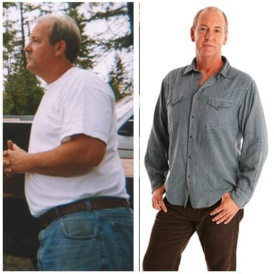 KEN LOST 50 LBS<sup>1</sup>!