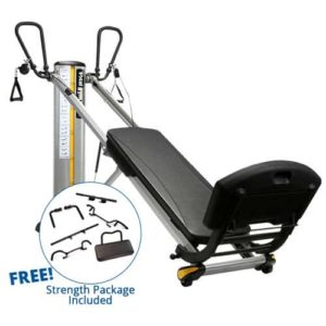 Total Gym GTS comes with a Free 6-piece Strength Package