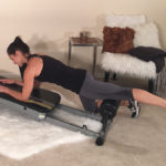 Alleviate sore quads with the Total Gym Roller